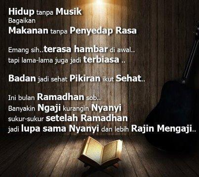 Hidup Tanpa Music